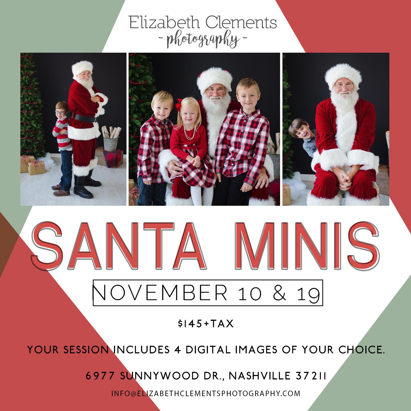 2018 Holiday Mini Sessions | Nashville Family Photographer